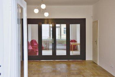 Prostorné kanceláře v žádané lokalitě, CP 90 m² - Brno, Žabovřesky, ulice Minská