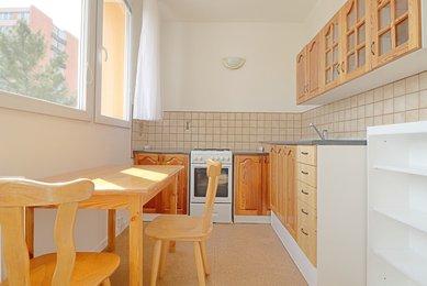 Pronájem bytu 1+1, 37 m² - Brno - Lesná, ul.Loosova