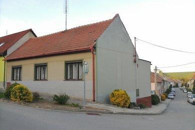 Prodej domu v Moravských Málkovicích, okr. Vyškov