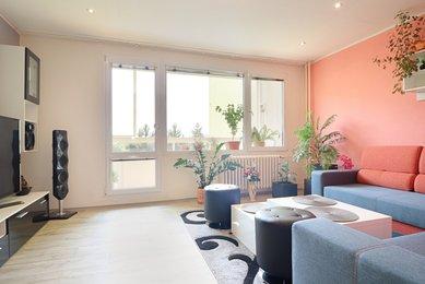 Prodej bytu 3+1, Brno-Bohunice