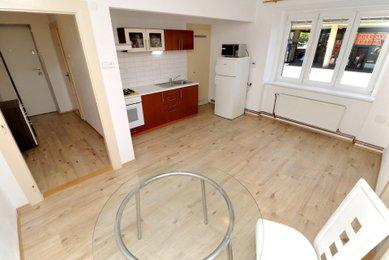 Pronájem bytu 2+kk, 44 m², Brno - Královo Pole, Purkyňova