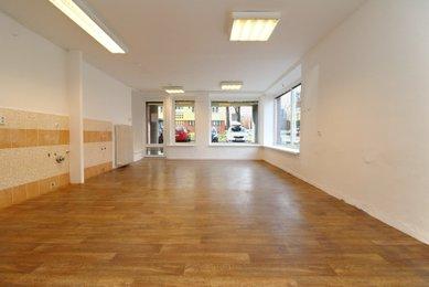Pronájem obchodního prostoru, 46 m², Brno - Kr. Pole, Tábor