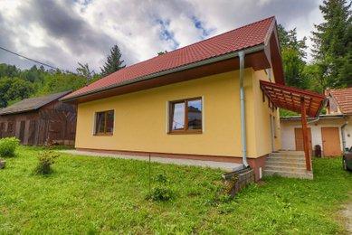 Prodej rodinného domu 2+kk, Jasinov, obec Letovice