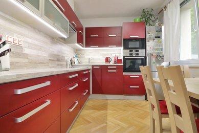 Prodej bytu 2+1, Bučovice, okr. Vyškov, 58m2