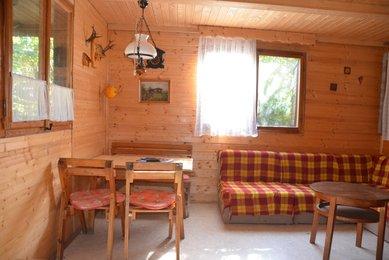 Prodej chaty 3+kk Březina u Tišnova, Z.P.: 29m², C.P.: 389m²