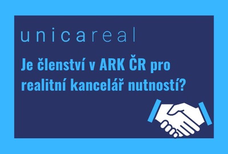 Členství v Asociaci realitních kanceláří ČR