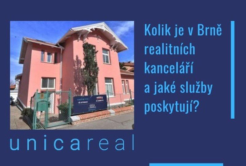 Realitní kanceláře v Brně