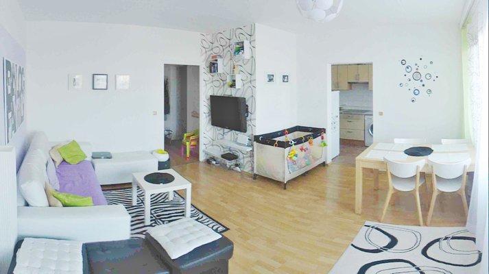 Prodej bytu OV 3+1 ul.Oblá, Brno-Nový Lískovec
