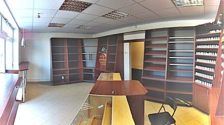 Prodej obchodního prostoru ul. Říčanská, Brno-Bystrc