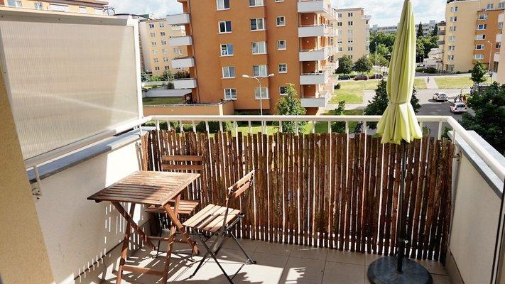 Pronájem bytu 2+kk ul. Dusíkova, Brno-Lesná