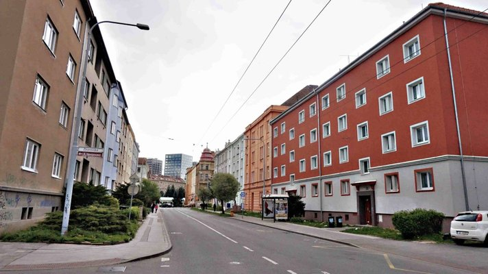 Prodej bytu 2+1 Zborovská, Brno- Žabovřesky