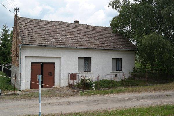 Prodej domu v Honěticích