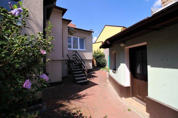Dlouhodobá spolupráce - pronájem s následným prodejem rodinného domu v Modřicích