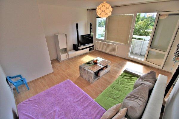 Prodej prostorného bytu v OV 3+1 s balkonem, ul. Vlkova, Brno-Líšeň