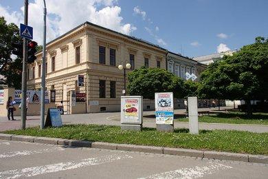 Kanceláře v centru Kroměříž, 224 m2, Ev.č.: 00862