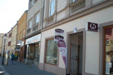 Pronájem prodejny 18 m2 v Kroměříži, Ev.č.: 01139
