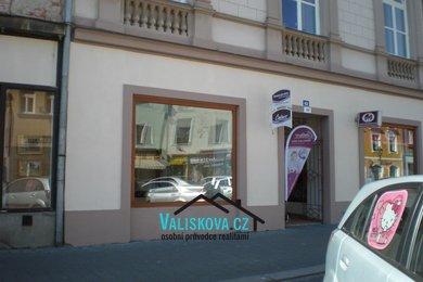 Pronájem prodejny 18 m2 v Kroměříži, Ev.č.: 01214