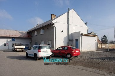 Pronájem administrativní budovy v Kroměříži - Kotojedy, Ev.č.: 00507