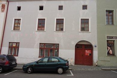 Prodej činžovního domu, Ev.č.: 00635