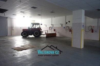 Pronájem výrobních, skladovacích a administrativních prostor, 850 m², Ev.č.: 00640
