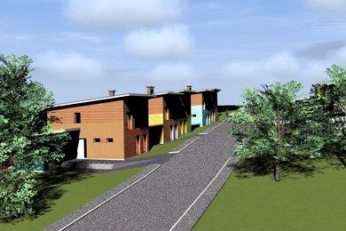 Prodej, stavební pozemky , 508m² - Kroměříž - Těšnovice, Ev.č.: 00719