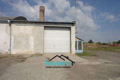 Pronájem výrobních, skladovacích a administrativních prostor, 80 m², Ev.č.: 00822