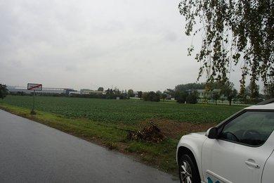 Prodej pozemků pro komerční výstavbu, 6494 m² - Hulín, Ev.č.: 00838