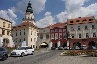Pronájem, Atypické byty  Kroměříž, Ev.č.: 00850