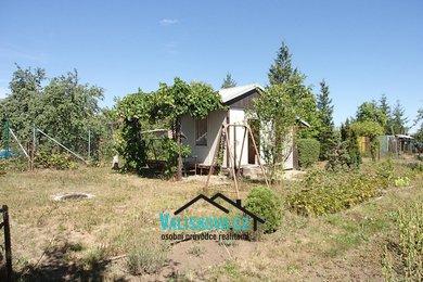 Zahrada s chatkou Vážany, Ev.č.: 00852