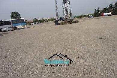 Pronájem, Pozemky pro parkování, 2000 m² -, Ev.č.: 00992