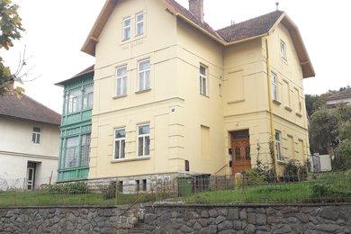 Prodej vily v centru Luhačovic, Ev.č.: 01030