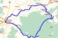 Rajnochovice_Tesak_mapa