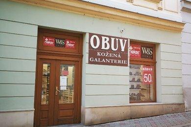 Pronájem obchodních prostor 47,88 m² - Kroměříž, Ev.č.: 01071