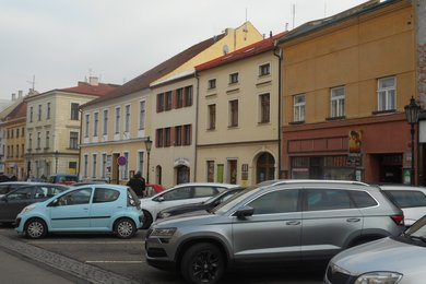 Činžovní dům v centru města, Kroměříž, Ev.č.: 01072