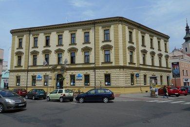 Pronájem kanceláře v centru Kroměříže, 14,20 m², Ev.č.: 01089