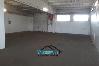 Pronájem skladovacích prostor v Kroměříži, Ev.č.: 01145