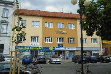 Pronájem bytu 2+kk v centru Kroměříže, Ev.č.: 01171