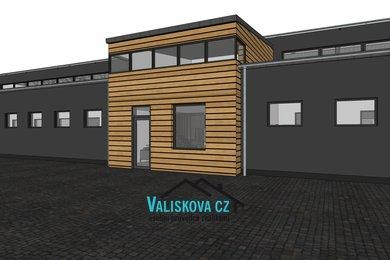 Pronájem výrobní a skladovací haly v Kroměříži, Ev.č.: 01178