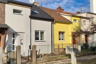 Prodej domu 3+1 se zahradou Kroměříž, Ev.č.: 01186