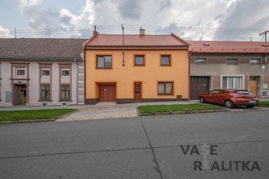 Prodej, rodinný dům, Kostelec u Holešova, Ev.č.: 00452