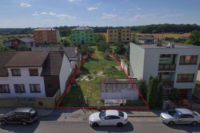 Prodej, pozemek pro bydlení, Záříčí, Ev.č.: 00491