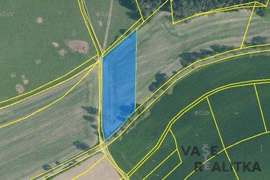 Prodej, pole, Horní Radouň, Ev.č.: 00495