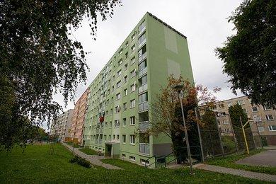 Prodej, byt 3+1, Hranice I-Město, ul. Hromůvka, Ev.č.: 00498
