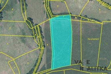 Prodej, pole, Nuzín, Ev.č.: 00508