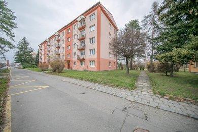 Prodej, byt 2+1, Hranice, sídliště Struhlovsko, Ev.č.: 00553