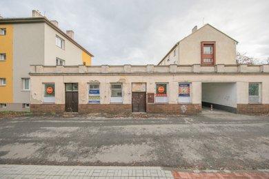 Prodej, obchodní prostor, Hranice, ul. Bělotínská, Ev.č.: 00582