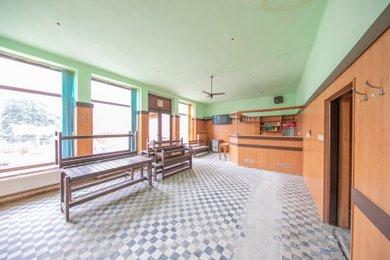 Prodej, prostory k vybudování bytů, Hranice, ul. Bělotínská, Ev.č.: 00583
