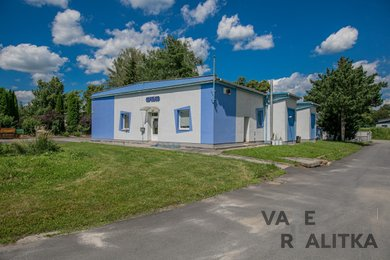 Pronájem, výrobní a skladovací objekt, Hranice, ul. Tovární, Ev.č.: 00596