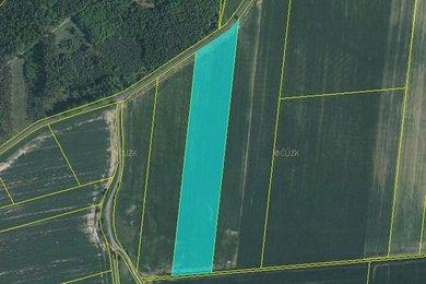 Prodej,pole,Biřkov, Ev.č.: 00612