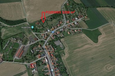 Prodej, pozemek, Lipník nad Bečvou III-Nové Dvory, Ev.č.: 00630